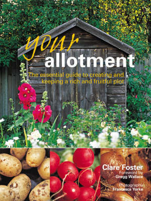 Your Allotment by Clare Foster
