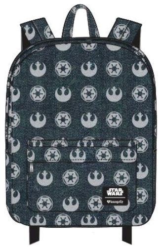 Loungefly: Star Wars - Emblems Print Backpack