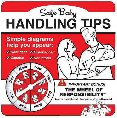 Safe Baby Handling Tips by David Sopp image