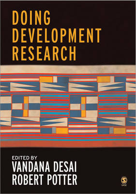 Doing Development Research image