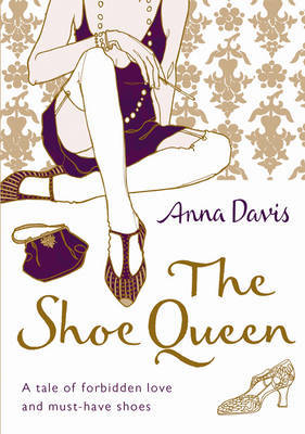 The Shoe Queen by Anna Davis image