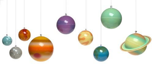 3d Solar System Glow In Dark Toy At Mighty Ape Nz