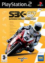SBK: World Superbike Championships 2007 for PlayStation 2