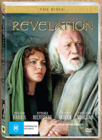 The Bible - Revelation on DVD