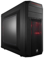 Corsair Carbide SPEC-02 Red LED Mid Tower Gaming Case