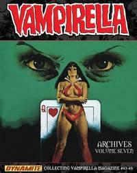 Vampirella Archives Volume 7 by Bill DuBay