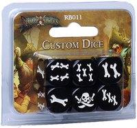 Rum and Bones: Custom Dice