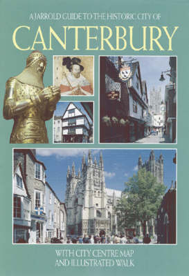 The Cathedral and City of Canterbury by John Brooks image