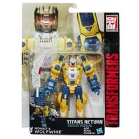 Transformers: Generations - Deluxe - Wolfwire