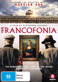 Francofonia on DVD