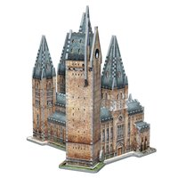 Harry Potter: 875pc 3D Puzzle (Astronomy Tower) image