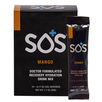 SOS Rehydrate - Mango (10 Serve)