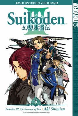 Suikoden III: v. 5 by Aki Shimizu