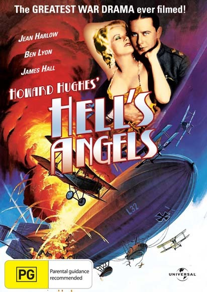 Hell's Angels on DVD image