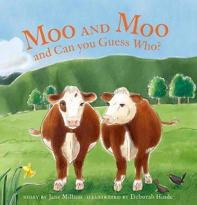 Moo and Moo and Can You Guess Who? by Jane Millton image