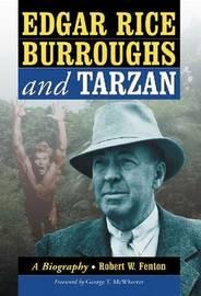 Edgar Rice Burroughs and Tarzan image