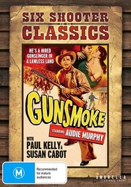 Gunsmoke (Six Shooter Collection) on DVD