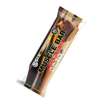 BSC High Protein Muscle Bars - Chunky Peanut Butter Fudge 80g (Single Bar)