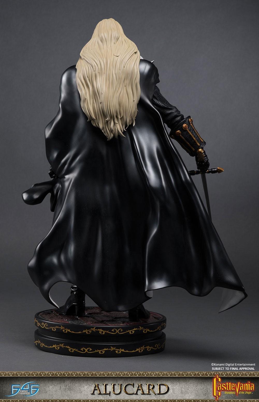 "Castlevania: Alucard - 19"" Collectors Statue image"