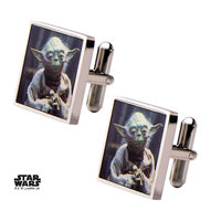 Star Wars: Yoda - Square Cufflinks image