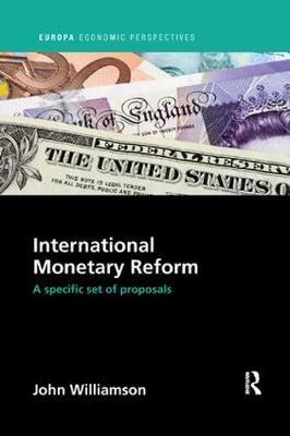 International Monetary Reform by John Williamson image