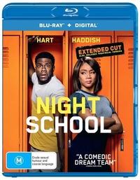 Night School on Blu-ray