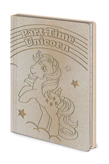 My Little Pony: Notebook A6 Part Time Unicorn