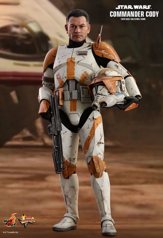 "Star Wars: Commander Cody - 12"" Articulated Figure"