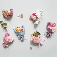Short Story: Floral Bouquet Box - Pink