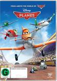 Planes on DVD