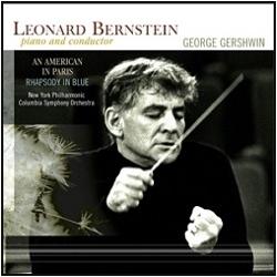 An American In Paris / Rhapsody In Blue (LP) by Leonard Bernstein