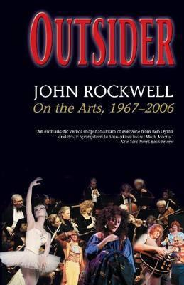 Outsider by John Rockwell