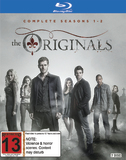 The Originals - The Complete First & Second Seasons on Blu-ray