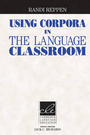 Using Corpora in the Language Classroom by Randi Reppen image