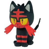 Pokemon: 20cm Plush - Litten image