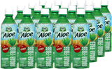 Pure Plus Aloe Vera Drink Sugar-Free (500ml, 20pk)