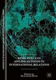 Resources and Applied Methods in International Relations image