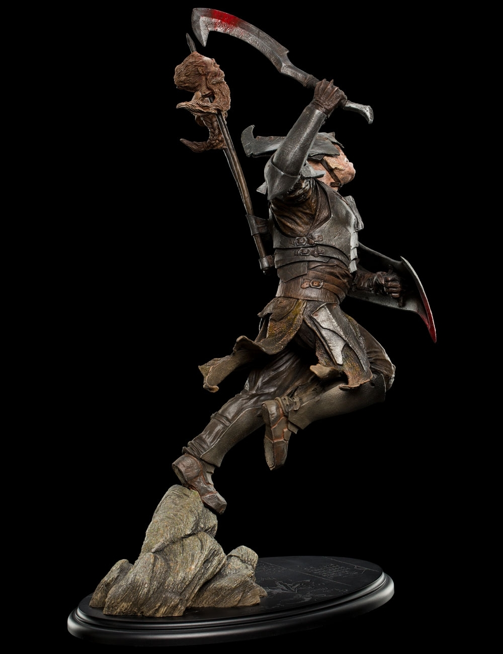 The Hobbit: Dol Guldur Orc Soldier - 1/6 Scale Replica Figure image
