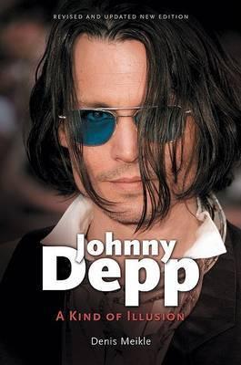 Johnny Depp by Denis Meikle image