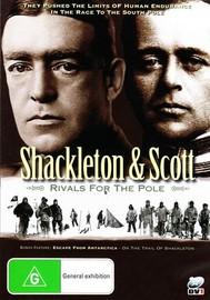 Shackleton & Scott - Rivals for the Pole on DVD image