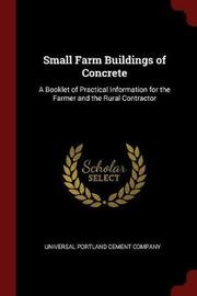Small Farm Buildings of Concrete image