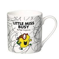Mr Men Little Miss Busy Mug