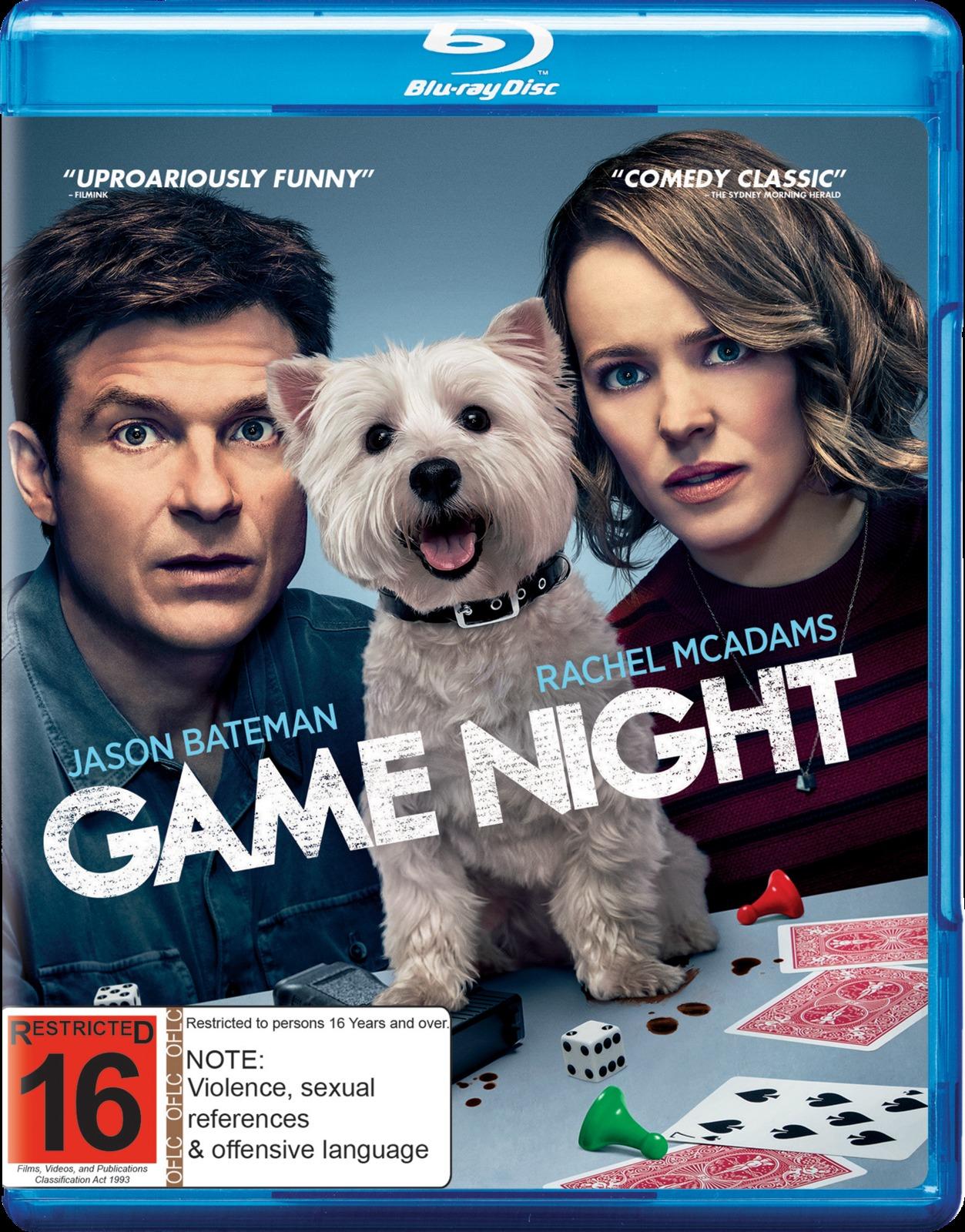 Game Night on Blu-ray image