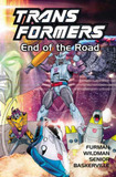 Transformers: End of the Road by Simon Furman