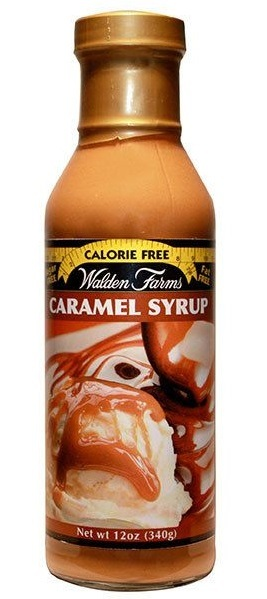 Walden Farms: Caramel Syrup 355ml
