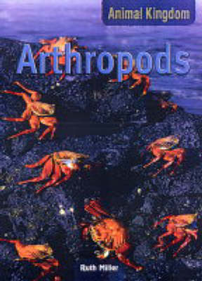 Anthropods by Ruth Miller image