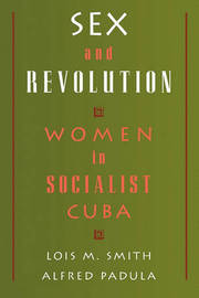 Sex and Revolution by Lois M. Smith image