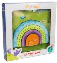 Le Toy Van: Petilou - Tunnel Puzzle Momma Bear