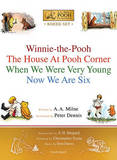 A.A. Milne's Pooh Classics Boxed Set: Winnie-The-Pooh; The House at Pooh Corner; When We Were Very Young; Now We Are Six by A.A. Milne