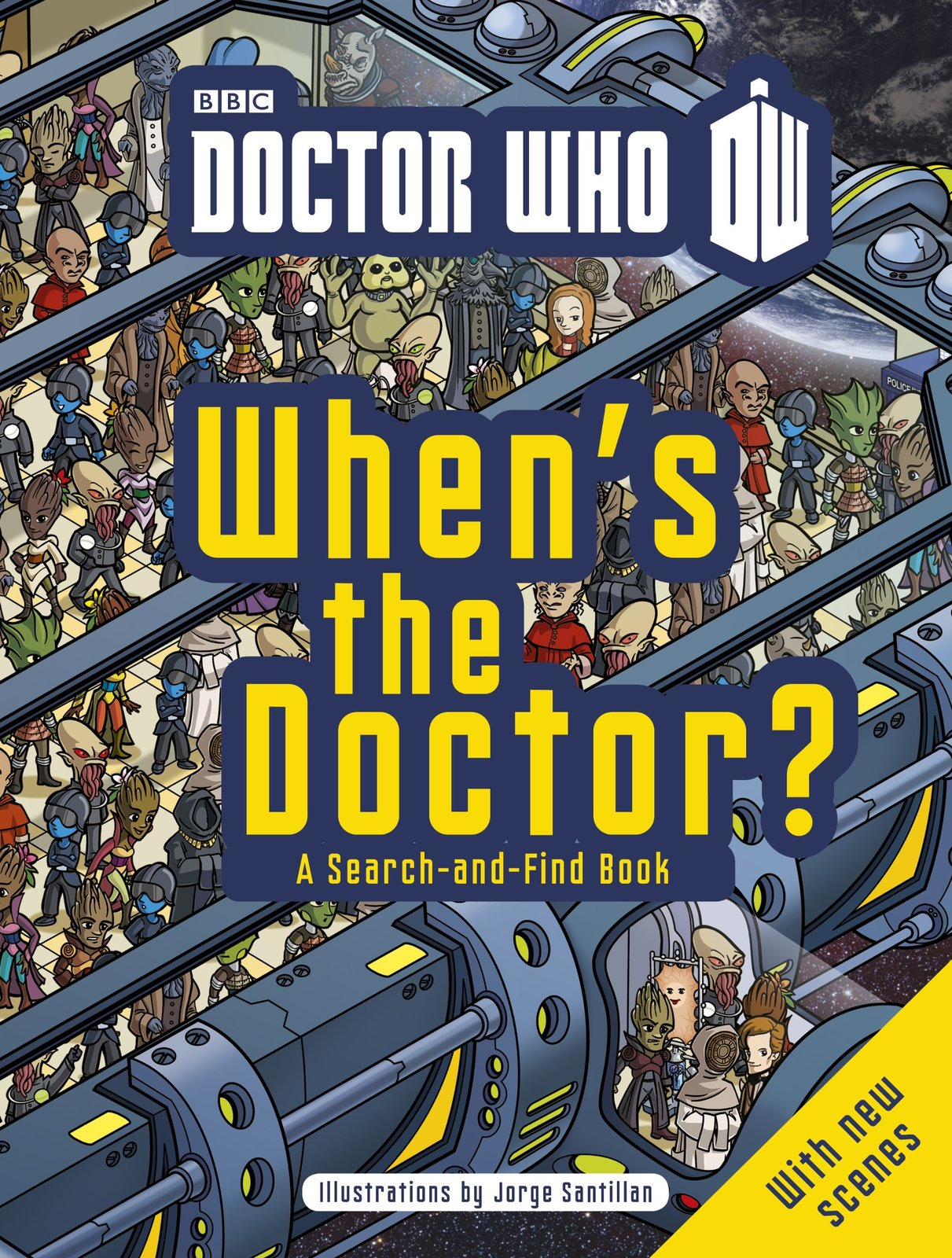 Doctor Who: When's the Doctor? image